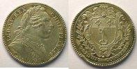Jetons und Medaillen  jeton en argent   Louis XV   Ville d'Angers   non daté    TTB