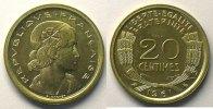 Münzen Frankreich   1959-2001  1961 Essai    SUP/FDC