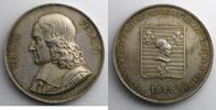 Jetons und Medaillen  Jeton rond en argent  36mm   Académie Royales des sciences, inscriptons et belle