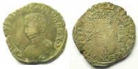 Französische königlische Münzen  1564 L (Bayonne)    TB/TB+