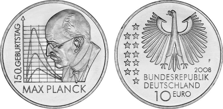 10 Euro 150 Jahre Unabhängigkeit