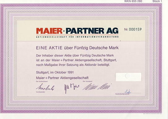 Maier Partner Ag