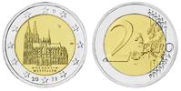 2 Euro   Deutschland 2011 - Kölner Dom - Nordrhein-Westfalen Münzzeiche... 2,90 EUR  zzgl. 3,90 EUR Versand