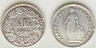 Schweiz 1/2 Franken