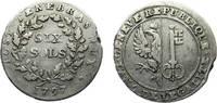 Schweiz 6 Sols Schweiz, Genf 6 Sols 1797 Zss / Zainende