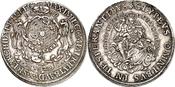 1 Taler 1628 Bayern Taler 1628 aus 1627 vorzüglich, kl. Schrötlingsfehler