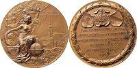 Konstanz Medaille Medaille 1904 Konstanz, Gründung des Lyzeums + Gym
