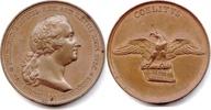 Brandenburg-Preußen, Æ-Medaille v. J. L. Jachtmann (1773-1842 Friedrich II., 1740-1786,