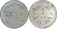 Alfdorf, Zk-Milchmarke 1 Ltr. Vollmilch Molkereigenossenschaft Alfdorf e. G. m. b. H.,