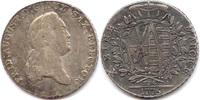 Sachsen, albertin. Linie, Taler Friedrich August III. (I.), 1763-1806-1827,