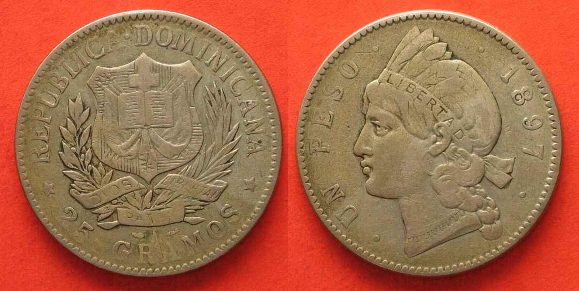 Dominikanische Pesos