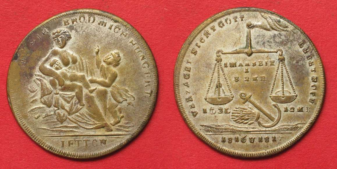 Deutschland Medaillen