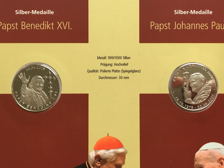 Medaillen Deutschland