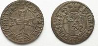 Schweiz - Graubünden  CHUR Bistum Bluzger 1766 JOSEPH ANTON v. FEDERSPIEL Billon ERHALTUNG! # 14328