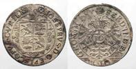 Schweiz - Graubünden  CHUR Bistum 10 Kreuzer 1630 JOSEPH MOHR v. ZERNEZ Silber # 77200