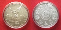 Mexiko  MEXIKO 1 Onza 2006 SIEGESGÖTTIN Silber 1 Unze SELTEN!!! # 94479