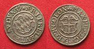 Köln, Erzbistum  KÖLN 2 Albus 1659 MAXIMILIAN HEINRICH v. BAYERN Silber # 94862