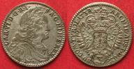1738 Haus Habsburg RDR - HALL 3 Kreuzer 1738 KARL VI. Silber ERHALTUNG... 64,99 EUR  zzgl. 4,50 EUR Versand