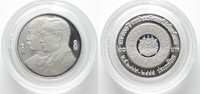 Thailand  THAILAND 20 Baht 2002 100 JAHRE BANKNOTEN Ku-Ni PROOF SELTEN! # 95732