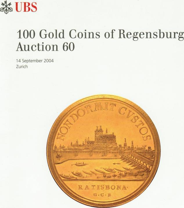 Auktion 2004 Auktionskataloge UBS. Leicht gebraucht