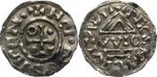 Pfennig 1009-1024 Regensburg-kaiserliche und königliche Münzstätte Heinrich IV. (II.) als König 1009-1024. Vorzüglich