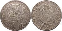 Sachsen-Albertinische Linie Dicker Doppeltaler Johann Georg I. und August 1611-1615.