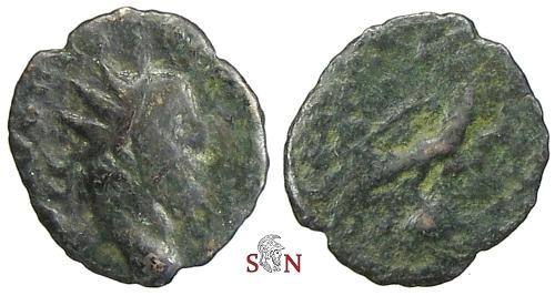 Divus Victorinus Antoninianus - PROVIDENTIA AVG - RIC 88