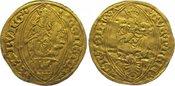 Dukat Gold 1497 Hamburg, Stadt  Sehr schön
