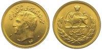 Iran Pahlavi Gold Mohammed Reza Pahlavi, Shah (SH 1320-1358) 1941-1979.