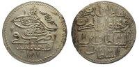 Türkei Onluk (10 Para) Abdul Hamid I. (AH 1187-1203) 1774-1789.