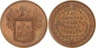 Peru Bronzemedaille Republik seit 1821/1825.