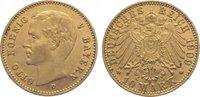 Bayern 10 Mark Gold Otto 1886-1913.