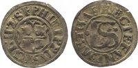 Pommern-Wolgast Doppelschilling Philipp Julius 1592-1625.