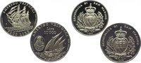 Italien-San Marino 5000 und 10000 Lire