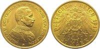 Preußen 20 Mark Gold Wilhelm II. 1888-1918.