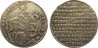 Sachsen-Albertinische Linie 1/4 Taler Johann Georg II. 1656-1680.