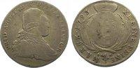 Sachsen-Albertinische Linie 1/3 Taler Friedrich August III. 1763-1806.