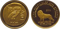 Kongo DR 20 Francs Gold