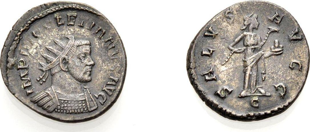 Antoninian 291 ROM, KAISERZEIT DIOCLETIANUS Gutes sehr schön