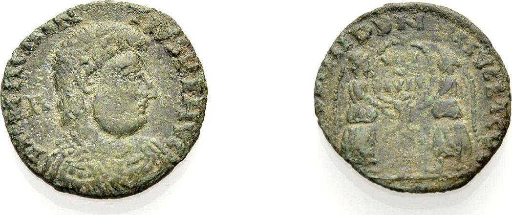 Maiorina 350-353 ROM, KAISERZEIT MAGNENTIUS Schön