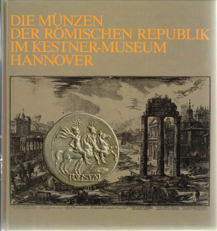 1989 Berger Die Münzen Der Römischen Republik Im Kestner Museum Ma