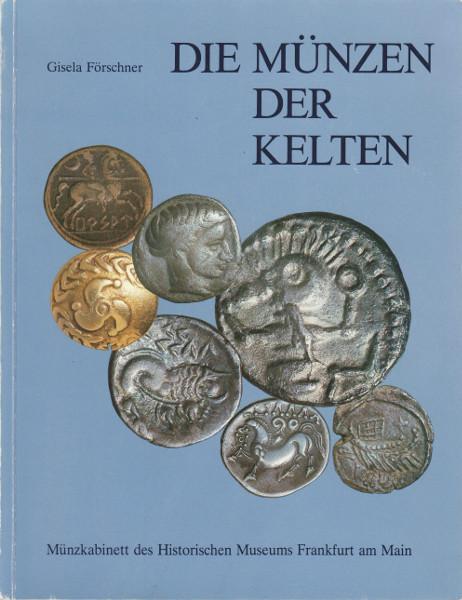 1983 FÖRSCHNER Die Münzen der Kelten