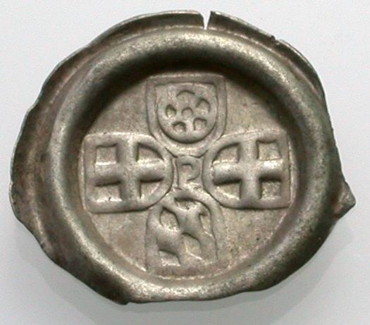 Heller 1508-1515 KÖLN P in der Mitte Sehr schön