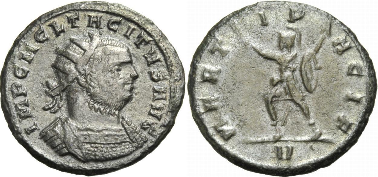 Antoninian 275-276 ROM, KAISERZEIT TACITUS Sehr schu00f6n : MA-Shops