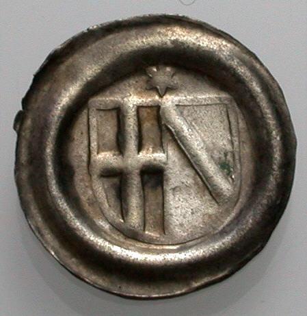 Heller 1481 TRIER JOHANN II. VON BADEN Vorzüglich