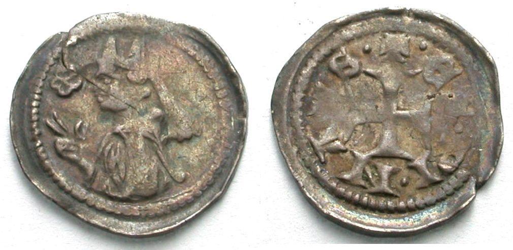 Pfennig 1260-1296 METZ Sehr schön