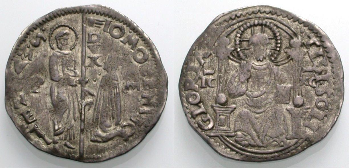 Marcello 1478-1485 VENEDIG GIOVANNI MOCENIGO Sehr schön