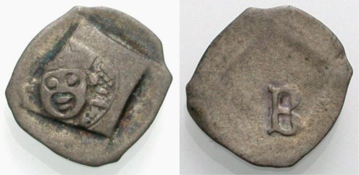 Pfennig 1424-1469 AUGSBURG Sehr schön