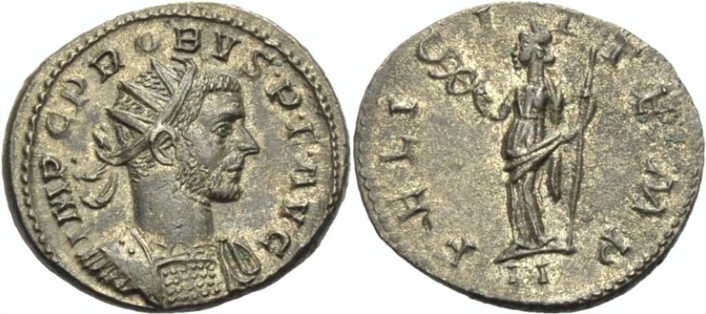 Antoninian 276-282 ROM: KAISERZEIT PROBUS Gutes sehr schön