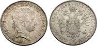 20 Kreuzer 1848 ÖSTERREICH FERDINAND I. Vorzüglich-Stempelglanz  35,00 EUR  zzgl. 3,00 EUR Versand